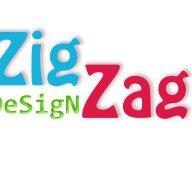 zig zag design